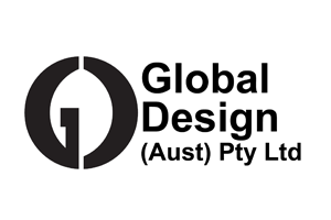 Gloval design PTY Ltd logo