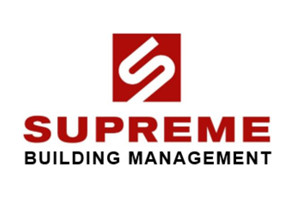 Supreme building management logo