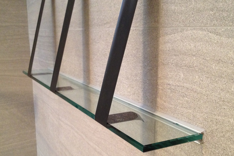 Glass Shelving